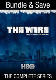 The Wire: The Complete Series - Google Play (Digital Code)