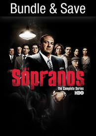 Sopranos: The Complete Series - Google Play (Digital Code)