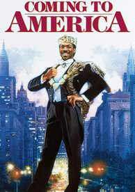 Coming To America - Vudu HD - (Digital Code)