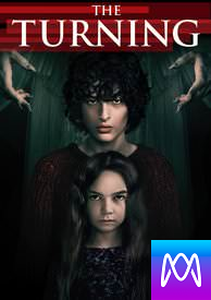 The Turning - Vudu HD or iTunes HD via MA - (Digital Code)