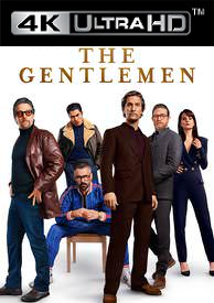 The Gentlemen - iTunes 4K - (Digital Code)
