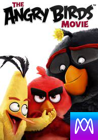 Angry Birds Movie - Vudu HD or iTunes HD via MA - (Digital Code)