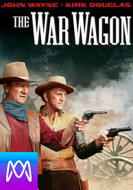War Wagon - Vudu HD - (InstaWatch)