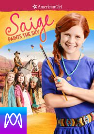 American Girl: Saige Paints the Sky - iTunes HD - (Digital Code)