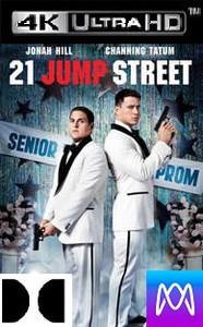 21 Jump Street - Vudu 4K or iTunes 4K via MA - (Digital Code)