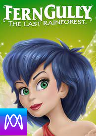FernGully: The Last Rain Forest - Vudu HD or iTunes HD via MA - (Digital Code)