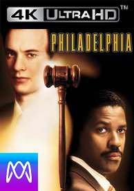 Philadelphia - Vudu 4K or iTunes 4K via MA - (Digital Code)