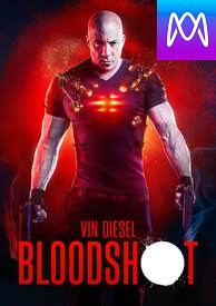 Bloodshot - Vudu HD or iTunes HD via MA - (Digital Code)