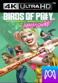 Birds of Prey - Vudu HD4K/UHD - (Digital Code)