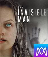 Invisible Man (2020) - Vudu HD or iTunes HD via MA - (Digital Code)