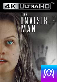 Invisible Man (2020) - Vudu HD4K/UHD - (Digital Code)