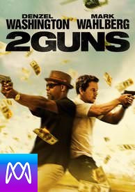 2 Guns - Vudu HD (Digital Code)