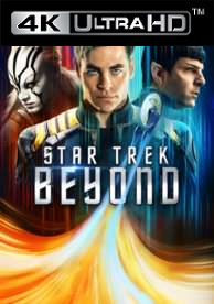 Star Trek: Beyond - Vudu HD4K/UHD - (Digital Code)