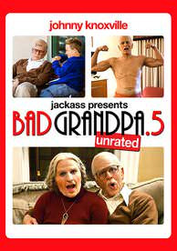 Bad Grandpa .5 - iTunes HD - (Digital Code)