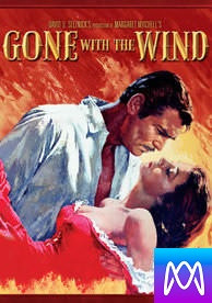 Gone With the Wind - Vudu HD or iTunes HD via MA - (Digital Code)