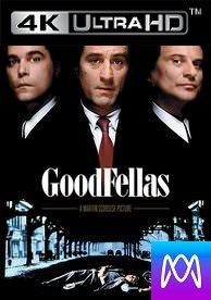 Goodfellas - Vudu HD4K/UHD - (Digital Code)
