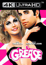 Grease - Vudu HD4K/UHD - (Digital Code)