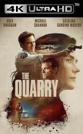 The Quarry - Vudu HD or iTunes 4K - (Digital Code) PLEASE READ DESCRIPTION