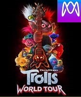 Trolls: World Tour - Vudu HD or iTunes HD via MA - (Digital Code)