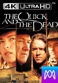 Quick and the Dead - HD4K/UHD - (Digital Code) PLEASE READ DESCRIPTION
