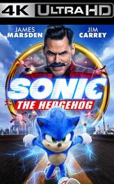 Sonic the Hedgehog - iTunes 4K - (Digital Code)