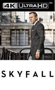 Skyfall - HD4K/UHD - (Digital Code)