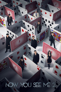 Now You See Me 2 - Vudu HD (Digital Code)