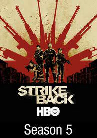 Strike Back Season 5 - Google Play HD - (Digital Code)