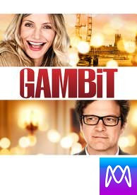 Gambit - Vudu HD or iTunes HD via MA - (Digital Code)