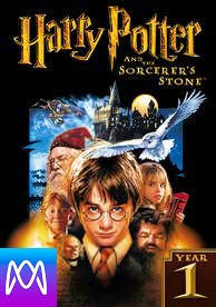 Harry Potter And The Sorcerer's Stone - Vudu HD or iTunes HD via MA (Digital Code)