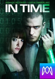 In Time - Vudu HD or iTunes HD via MA - (Digital Code)