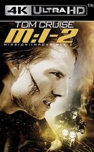 Mission Impossible 2 - Vudu HD4K - (Digital Code)