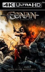Conan the Barbarian - HD4K/UHD - (Digital Code)