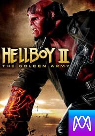 Hellboy 2: The Golden Army - iTunes HD - (Digital Code)