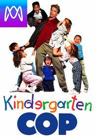 Kindergarten Cop - iTunes HD - (Digital Code)