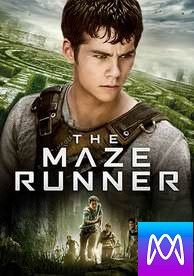 Maze Runner - Vudu HD or iTunes HD via MA - (Digital Code)