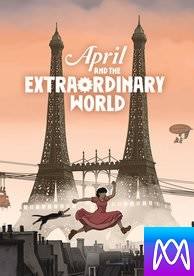 April and the Extraordinary World - Vudu HD - (Digital Code)