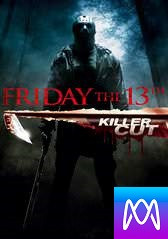 Friday the 13th: Killer Cut (Extended) - Vudu HD or iTunes HD via MA - (Digital Code)
