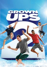 Grown Ups 2 - UK REGION ONLY - (Google Play)