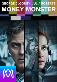 Money Monster - Vudu HD or iTunes via MA (Digital Code)