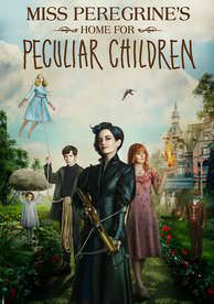 MISS PEREGRINE'S HOME FOR PECULIAR CHILDREN - Google Play - (Digital Code) PLEASE READ DESCRIPTION