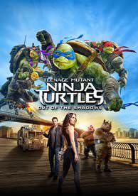 TEENAGE MUTANT NINJA TURTLES:OUT OF THE SHADOWS - UK REGION ONLY - (iTunes) PLEASE READ DESCRIPTION