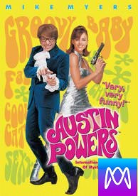Austin Powers: International Man of Mystery - Vudu HD or iTunes HD via MA - (Digital Code)