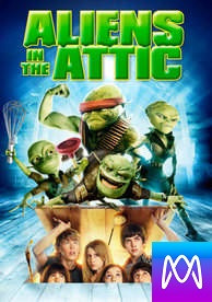 Aliens in the Attic - iTunes - (Digital Code)