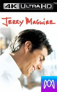 Jerry Maguire - Vudu HD4K or iTunes 4K - (Digital Code)