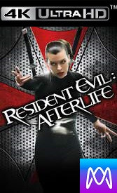 Resident Evil: Afterlife - HD4K/UHD - (Digital Code)