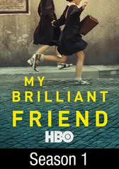 My Brilliant Friend: Season 1 - Google Play HD - (Digital Code) PLEASE READ DESCRIPTION