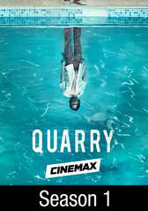 Quarry: Season 1 - Google Play - (Digital Code) PLEASE READ DESCRIPTION