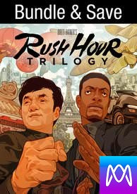 Rush Hour Trilogy - Vudu HD or iTunes HD via MA - (Digital Code) PLEASE READ DESCRIPTION