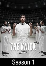 The Knick: Season 1 - Google Play - (Digital Code) PLEASE READ DESCRIPTION